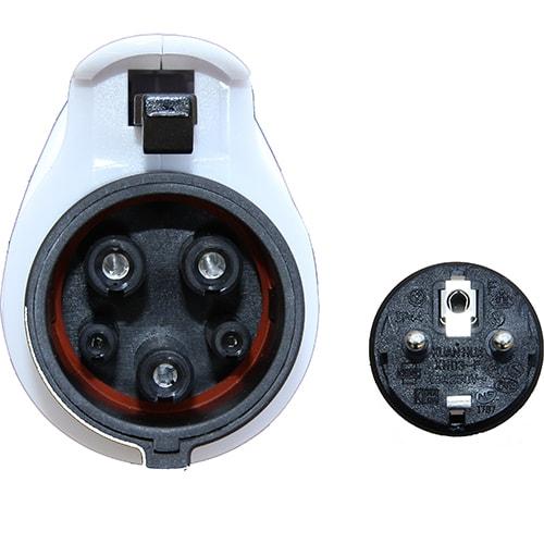 5-EV EVSE Type1 (max. 16A) Електрическо зарядно за автомобил